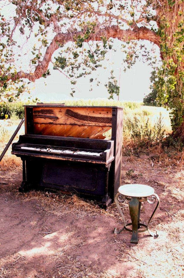 Desert Piano